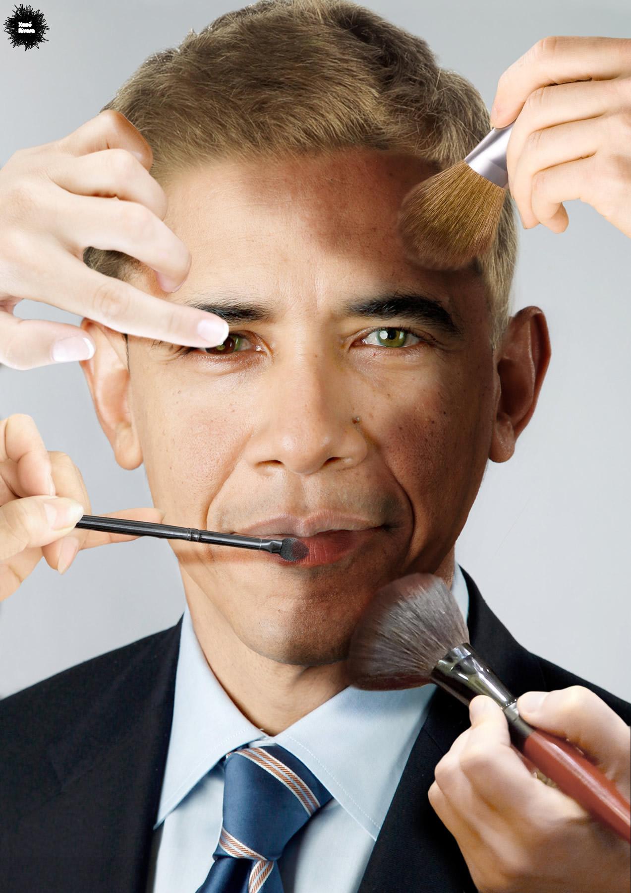Barack Obama Louro