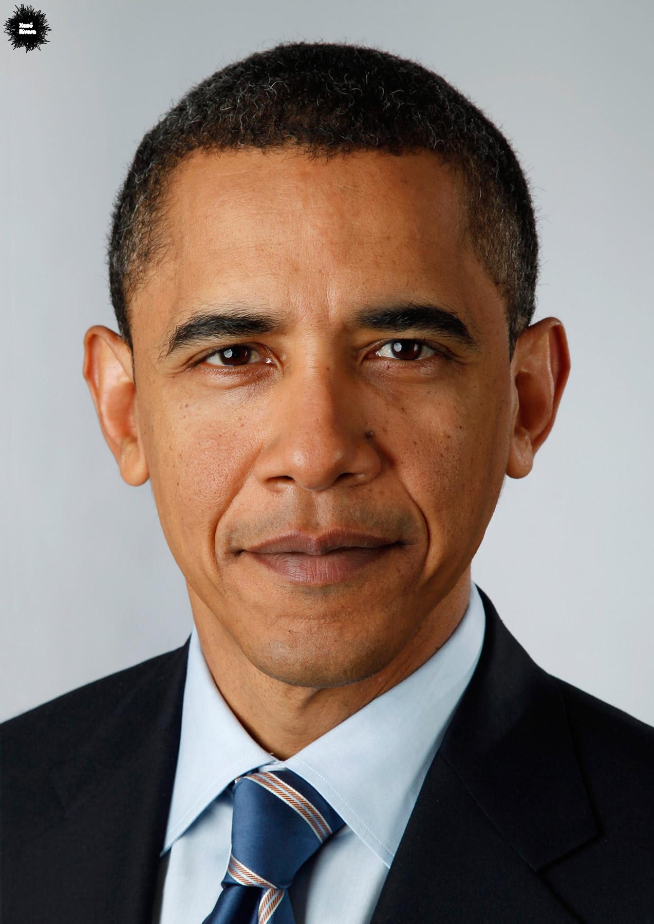 Barack Obama Negro
