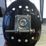 Helmet Rotor Camera Gopro hero