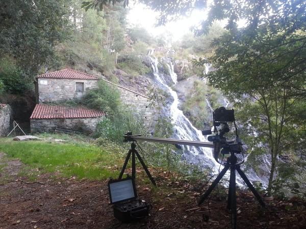 Time Lapse Celtia: Fotografías do Camiño de Santiago a través de Galicia