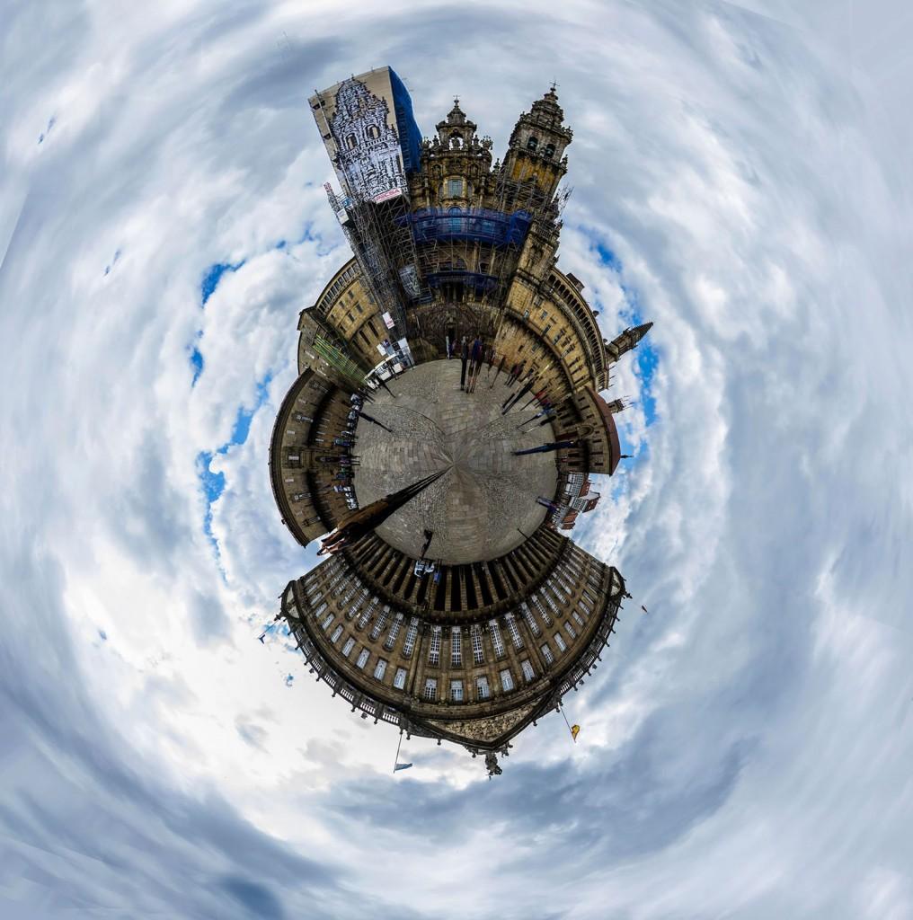 Como crear una Fotografía Polar