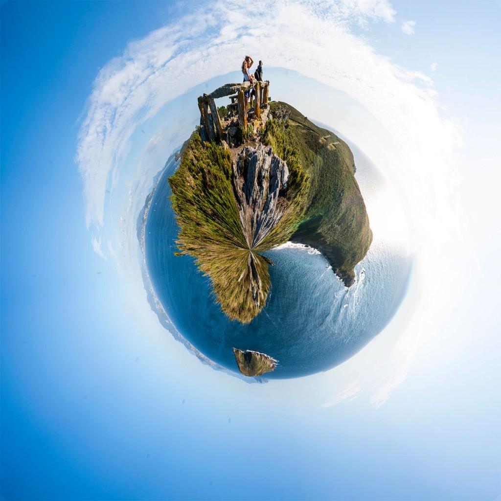 Fotografía Polar Illa de Ons