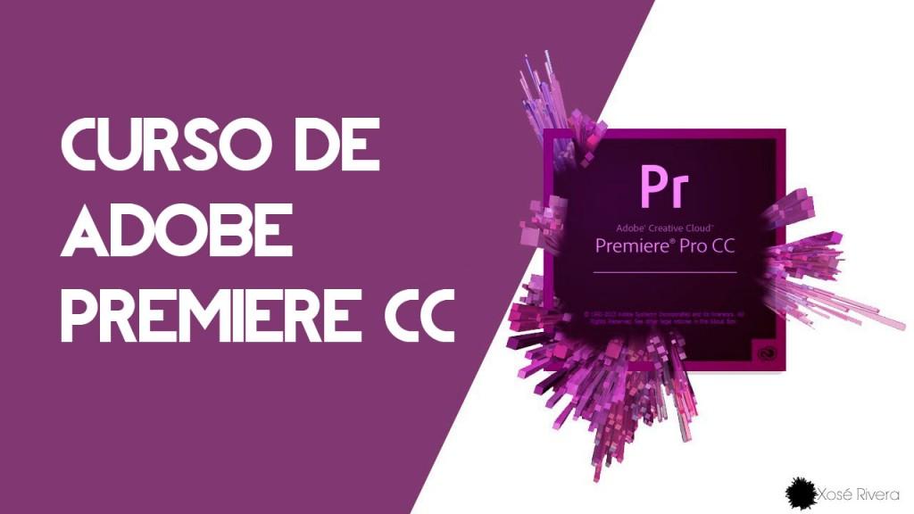 Curso de Adobe Premiere CC