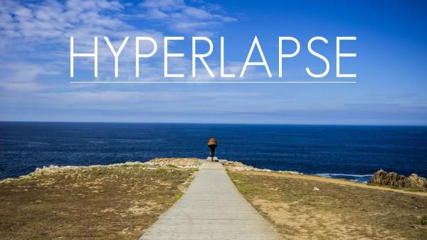 Hyperlapse Celtia