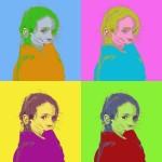 Dyara Warhol POPART