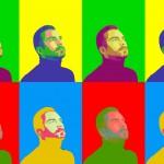 Xose Rivera Popart Warhol