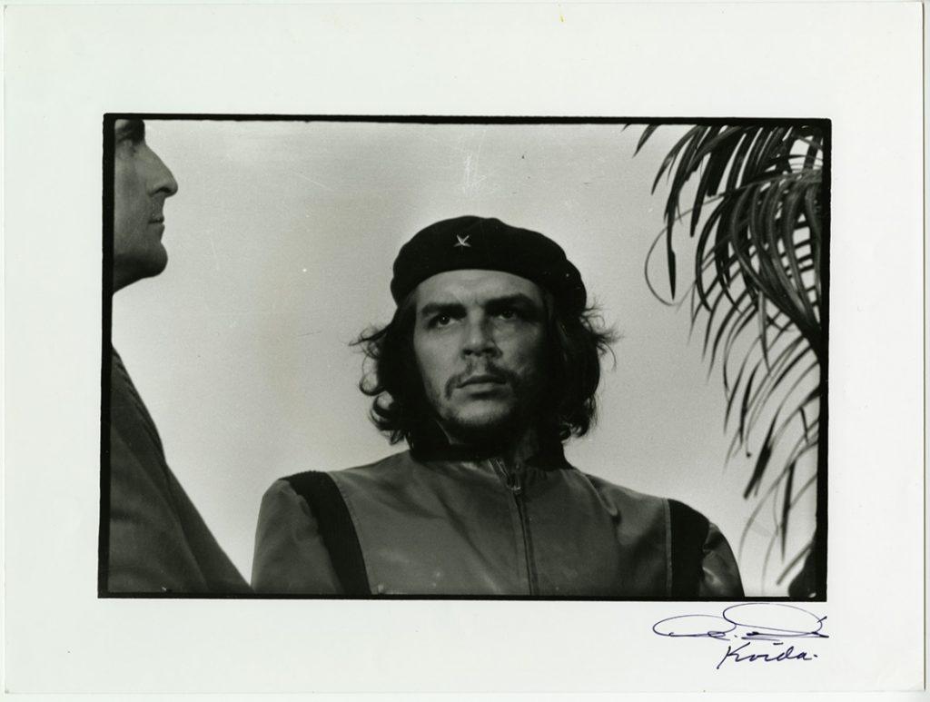 Che Guevara por Alberto Korda 5 Marzo 1960