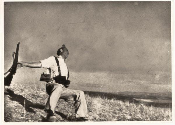 Muerte de un Miliciano - Robert Capa 1936