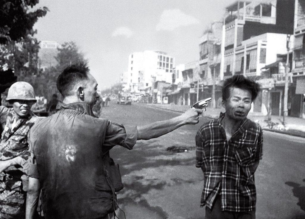 1969 Pulitzer Premio Fotografía Saigon Execution