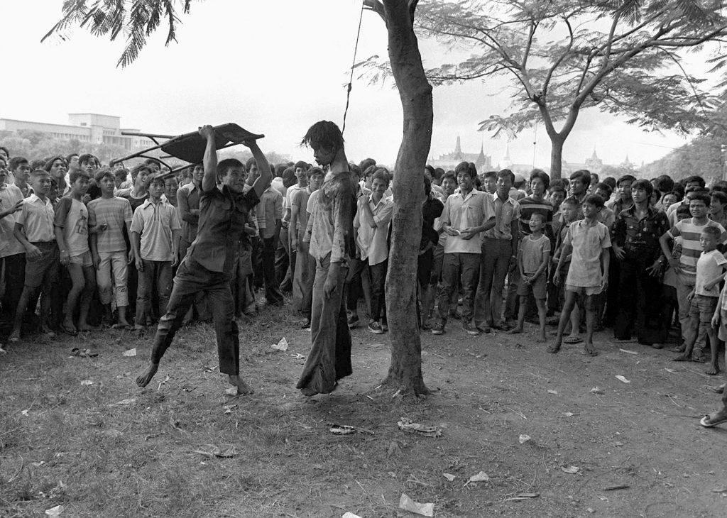 1977 Pulitzer Thailand Massacre Ann Cava