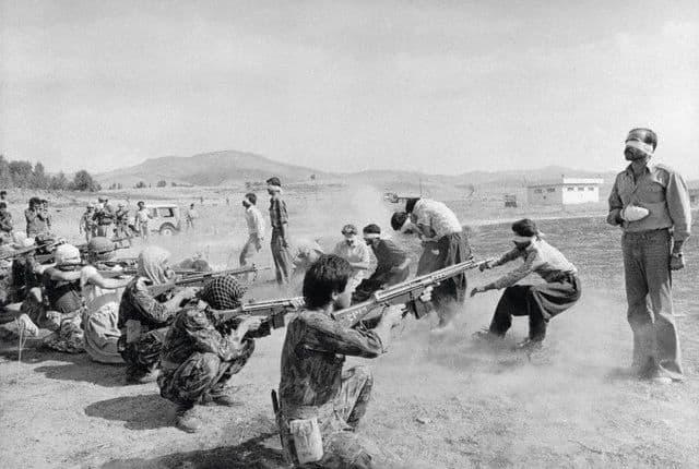 1980 Pulitzer Fusilamiento