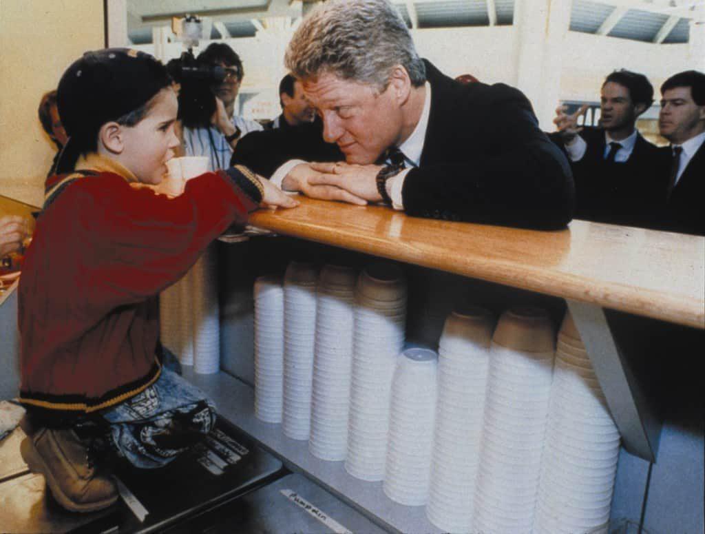 1993 Pulitzer Clinton