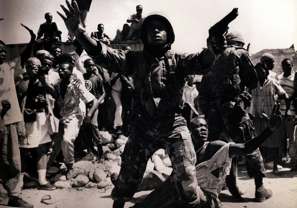 1995 Pulitzer Haiti Carol Guzy