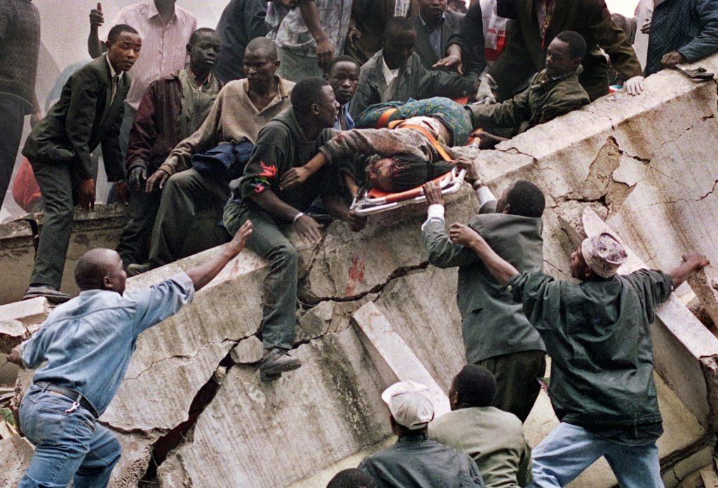 1999 Pulitzer embajadas en Kenia