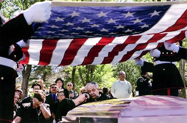 2006 Pulitzer Funeral
