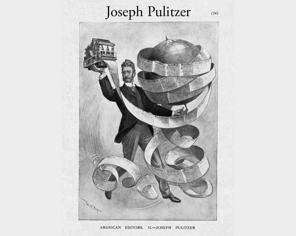 Joseph Pulitzer Premios Periodismo
